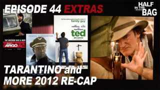 Red Letter Media: Half in the Bag EXTRAS: Tarantino and More 2012 Re-cap