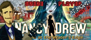 Suede: Suede Played Nancy Drew AT NIGHT: part 2