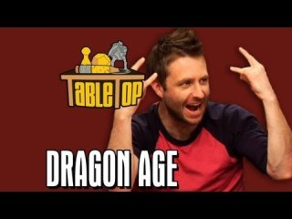 TableTop: Dragon Age: Chris Hardwick, Kevin Sussman, and Sam Witwer on TableTop, episode 19 pt. 1