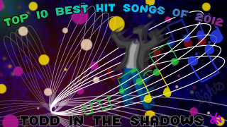 Todd in the Shadows: Top Ten Best Hit Songs of 2012
