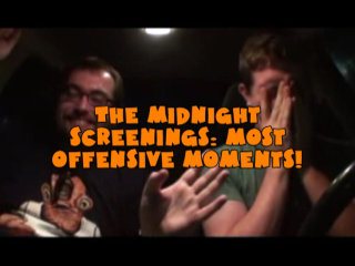 Brad Jones: The Midnight Screenings Most Offensive Moments