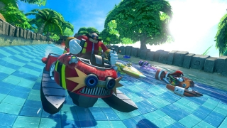 Giant Bomb: Quick Look: Sonic & All-Stars Racing Transformed (3DS)
