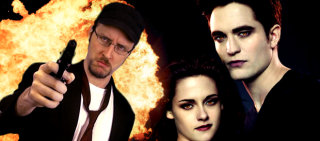 Nostalgia Critic: Nostalgia Critic Editorial: Is Twilight the WORST Thing Ever?