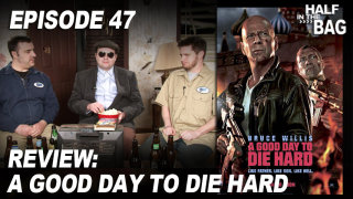 Red Letter Media: Half in the Bag: A Good Day to Die Hard