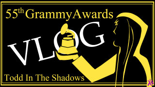 Todd in the Shadows: 2013 Grammys Vlog