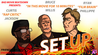 Bad Movie Beatdown: Set Up (w/Rap Critic)