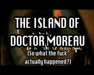 Diamanda Hagan: The Island of Doctor Moreau (So what the fuck actually happened?)