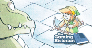 The Gaming Historian: Hyrule Historia