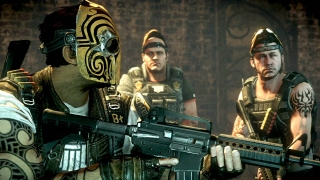 Giant Bomb: Quick Look: Army of Two: The Devil's Cartel