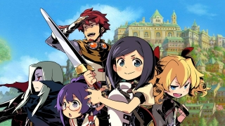 Giant Bomb: Quick Look: Etrian Odyssey IV: Legends of the Titan