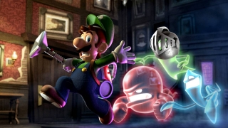 Giant Bomb: Quick Look: Luigi's Mansion: Dark Moon