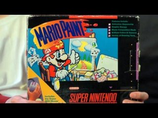 James & Mike Mondays: Mario Paint with Mike Matei and James Rolfe