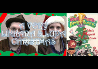 Obscurus Lupa Presents: Power Rangers: Alpha's Magical Christmas