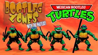 Phelous: Bootleg Zones: Mexican Bootleg Turtles