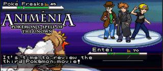 Suede: Animenia: Pokemon 3