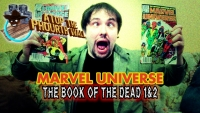 Phelous: Marvel Universe: The Book of the Dead