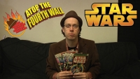 The Spoony Experiment: Atop the Fourth Wall: Star Wars #1-#7 (April Fool's Episode)