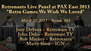 Clan of the Gray Wolf: Retronauts Live at PAX East 2013 - Part 1/2