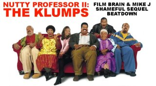 Film Brain: Shameful Sequel Beatdown: Nutty Professor II - The Klumps