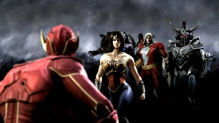 Giant Bomb: Quick Look: Injustice: Gods Among Us