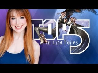 Lisa Foiles: TOP 5 COMBO WEAPONS