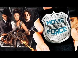 Movie Defense Force: WILD WILD WEST