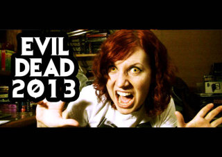 Obscurus Lupa Presents: VLOG: Evil Dead (2013)