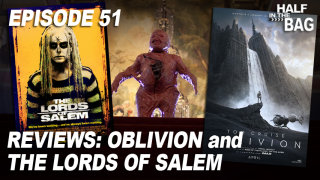 Red Letter Media: Half in the Bag: Oblivion and The Lords of Salem