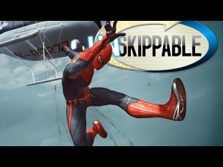 Unskippable: THE AMAZING SPIDER-MAN, PART ONE