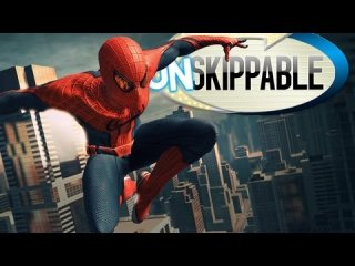 Unskippable: THE AMAZING SPIDER-MAN, PART TWO