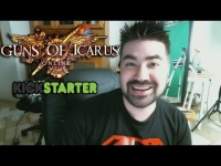 Guns of Icarus Gameplay & Kickstarter Thumbnail