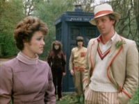 SF Debris: Doctor Who - The Visitation (Part 1) Thumbnail