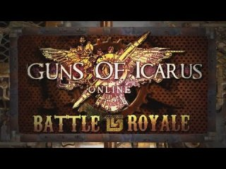 Angry Joe Show: Guns of Icarus Battle Royale! Angry Joe POV