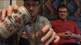 Brad Jones: Brad Tries A 1985 Can of Jim Beam and Cola