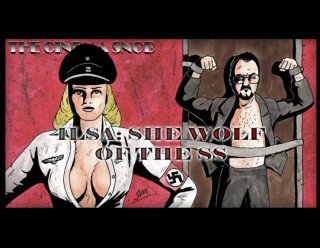 Cinema Snob: ILSA, SHE WOLF OF THE SS