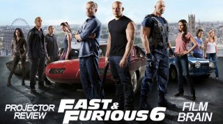 Film Brain: Projector: Fast & Furious 6