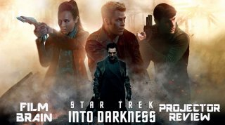 Film Brain: Projector: Star Trek - Into Darkness