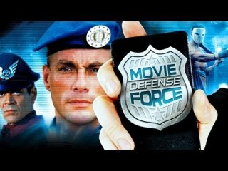 Movie Defense Force: STREET FIGHTER