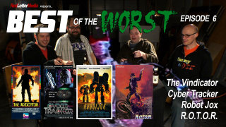 Red Letter Media: Best of the Worst: The Vindicator, Cyber Tracker, Robot Jox, and R.O.T.O.R.