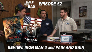 Red Letter Media: Half in the Bag: Iron Man 3 and Pain and Gain