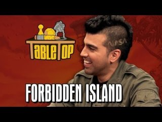 TableTop: Forbidden Island: Wil Wheaton, John Scalzi, Bobak Ferdowsi, and Jason Finn on TableTop SE2E05