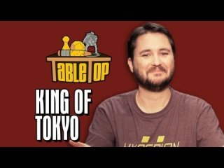 TableTop: King of Tokyo: Totalbiscuit, Greg Zeschuk, Craig Benzine, and Wil Wheaton on Tabletop SE2EP4