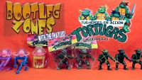 Phelous: Bootleg Zones: Your Heroes in Action Turtles Warriors