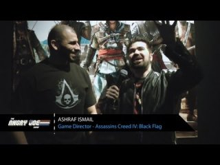 Angry Joe Show: Assassins Creed IV: Black Flag - Angry Joe Interview