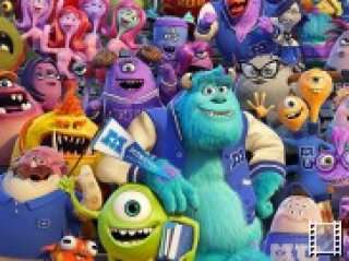 Escape to the Movies: Monsters University