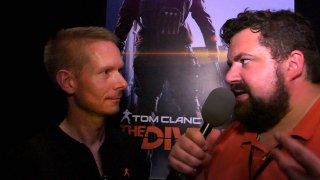 Giant Bomb: E3 2013: Clance Throws Dark in The Division