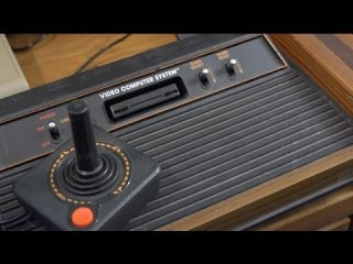 James & Mike Mondays: Atari (Part 2) Classic 2600 Games