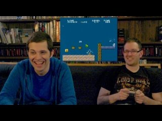 James & Mike Mondays: Mario / Zelda Homebrews with James Rolfe and Mike Matei