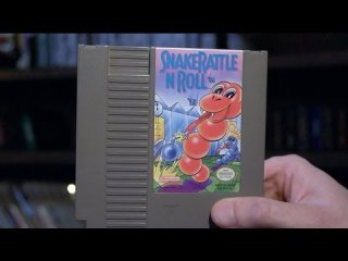 James & Mike Mondays: Snake Rattle N Roll (NES)