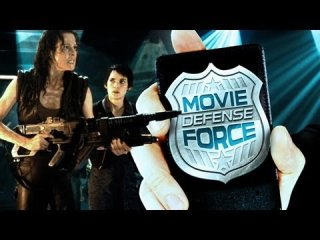 Movie Defense Force: ALIEN RESURRECTION